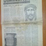 Ziarul dimineata 10 aprilie 1990