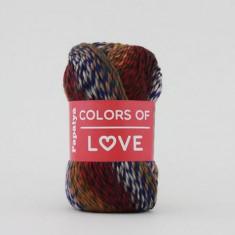 Fir crosetat si tricotat Colors of Love 8201 - Fir tricotat si crosetat