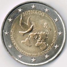 MONACO moneda 2 euro comemorativa 2013 - UNC