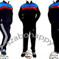 Trening Adidas pentru barbati! - Trening barbati Adidas, Marime: S, Culoare: Negru, Bumbac