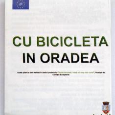 Pliant biciclisti - Cu bicicleta in Oradea