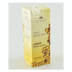 Crema Contor Ochi cu Miere si Laptisor Matca TNU Cosmetic Plant 30ml Cod: 26458 - Crema conturul ochilor