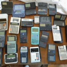 Set 25 calculatoare vintage