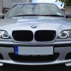 Angel Eyes compatibil BMW seria 3 E46 (far fara lupa) CCFL, 3 (E46) - [1998 - 2005]