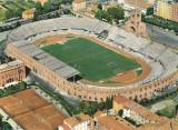 Foto-carte postala- Stadionul din BOLOGNA