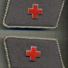 15 - PETLITE UNIFORMA MEDIC MILITAR? - TURCIA? -starea care se vede - Uniforma militara