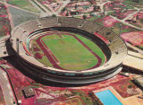 Foto-carte postala- Stadionul din SAO PAULO BRAZILIA