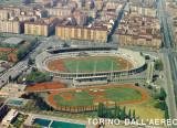 Foto-carte postala- Stadionul din TORINO