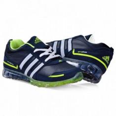 Adidas SpringBlade 2 model nou - Adidasi barbati, Marime: 40, 41, 42, 43, 44, Culoare: Verde, Textil
