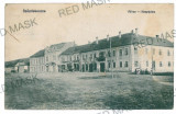 2672 - Bistrita, LECHINTA - old postcard - used - 1918