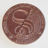 Medalie fotbal SPORTUL STUDENTESC BUCURESTI