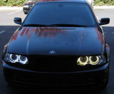 Angel Eyes compatibil BMW seria 3 E46 coupe/cabrio CCFL, 3 (E46) - [1998 - 2005]