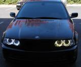 Angel Eyes compatibil BMW seria 3 E46 coupe/cabrio CCFL