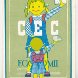 Bnk cl Calendar de buzunar 1986 CEC - Calendar colectie