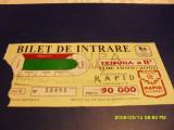 Bilet       Rapid   -   Dinamo  Cupa rom.