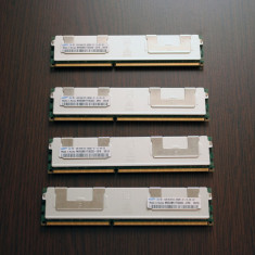 Kit 16 GB DDR3 (4 x 4GB) Memorie Server ECC Samsung Radiator