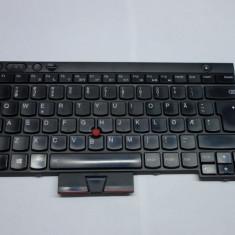 Tastatura laptop Lenovo ThinkPad T430S ORIGINALA! Fotografii reale!