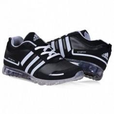 Adidas SpringBlade 2 model nou - Adidasi barbati, Marime: 40, 41, 42, 43, 44, Culoare: Negru, Textil