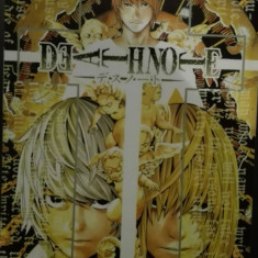 Manga benzi desenate Death note 10 by Ohba & Obata the artist of Hikaru no go ! - Reviste benzi desenate