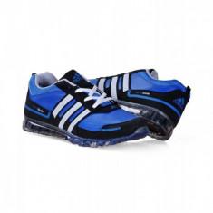 Adidas SpringBlade 2 model nou - Adidasi barbati, Marime: 40, 41, 42, 43, 44, Culoare: Albastru, Textil