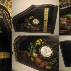 Titera Rustica Vintage-JUBEL Tone-DDR cu corzi complete.