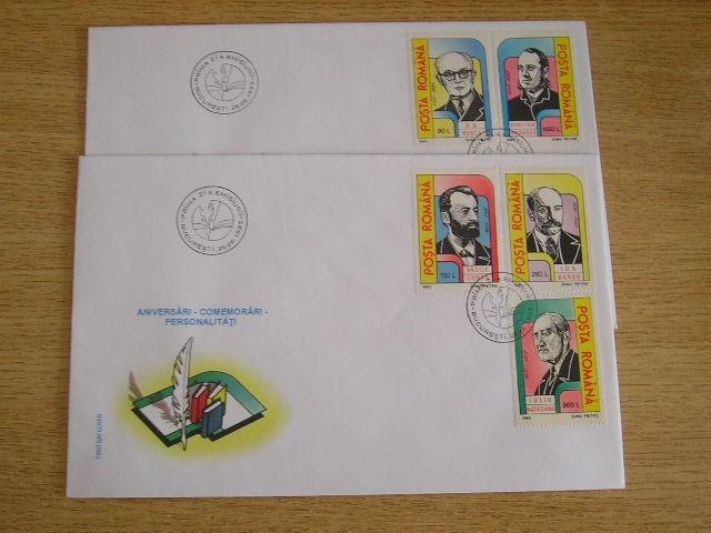 FDCR - ANIVERSARI - COMEMORARI - PERSONALITATI - LP1382