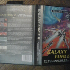 Galaxy Force II - Joc SEGA Mega Drive ( GameLand ) - Jocuri Sega, Board games, 3+, Single player