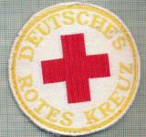 29 - EMBLEMA CRUCEA ROSIE -ROTES KREUZ- GERMANIA -MILITARA? -starea care se vede