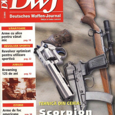 REVISTA DE ARME - NR. 2 FEBRUARIE 2004 PT.VANATORI, COLECTIONARI, ETC. - Revista barbati