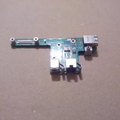 Powerbord / Modul USB + Mufa alimentare + LAN GATEWAY FX MS2252