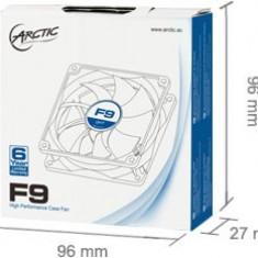 ARCTIC COOLING VENTILATOR F9 - Cooler PC Arctic Cooling, Pentru carcase