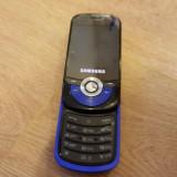 Samsung M2510 - 79 lei - Telefon Samsung, Albastru, Nu se aplica, Neblocat, Single SIM, Fara procesor