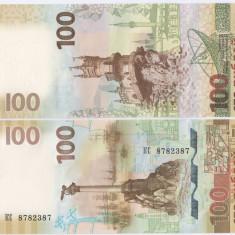 RUSIA- 100 RUBLE 2015-CRIMEEA- COMM- UNC!! - bancnota europa