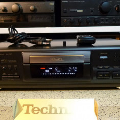 CD Player Technics SL-PS7 cap de serie, telecomanda, poze reale