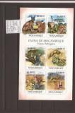Mozambik - fauna 5015/20+bl.519, Natura, Africa