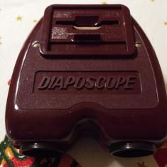 aparat diapozitive binocular DIAPOSCOPE