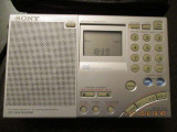 RADIO SONY ICF-SW7600GR , APARATUL ESTE CA NOU  .UN RADIO FOARTE RAR .