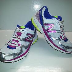 ADIDASI NEW BALANCE RUNNING, PRODUS ORIGINAL - Adidasi dama New Balance, Culoare: Alb, Marime: 36.5