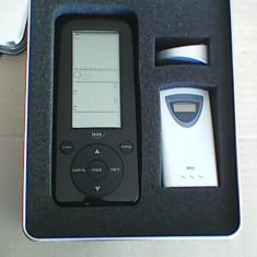 Statie meteo de birou elvetiana Irox cu senzor exterior de temperatura umiditate