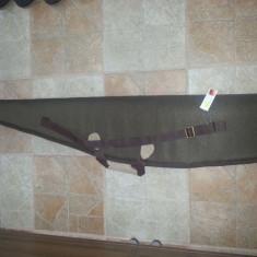 Husa arma vanatoare maro 123 cm - 130 lei