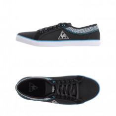 36, 37, 38_Adidasi originali LE COQ SPORTIF_tenisi dama_adidasi femei_in cutie, Culoare: Negru, Textil
