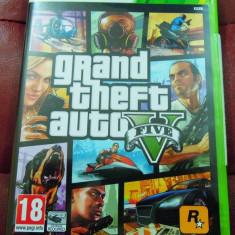 Joc Grand Theft Auto V, GTA V, XBOX360, original, alte sute de jocuri! - GTA 5 Xbox 360 Rockstar Games