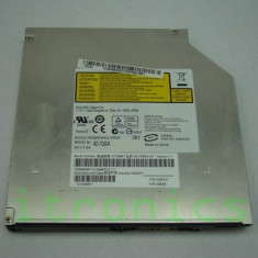 Unitate optica laptop DVD-RW ATA Sony NEC Optiarc AD-7560A (Acer, Asus, Dell, HP, Lenovo, Fujitsu Siemens, Toshiba, Sony Vaio etc)