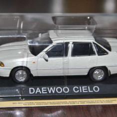 Macheta Daewoo Cielo - MASINI DE LEGENDA scara 1:43 - Macheta auto