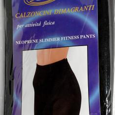 Pantaloni din neopren - colanti pentru slabit - masuri de la M la XXL - Echipament Fitness