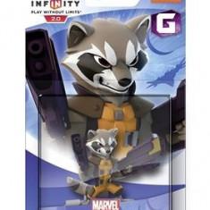 Figurina Disney Infinity 2.0 Rocket Raccoon - Figurina Desene animate