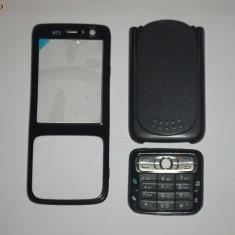Carcasa Nokia n73 neagra