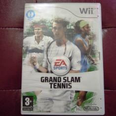 Grand Slam Tennis, pentru Wii, original, PAL, alte sute de jocuri! - Jocuri WII Altele, Sporturi, 3+, Multiplayer