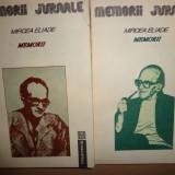 Memorii 2 vol. /an 1991/597pag.- Eliade - Filosofie