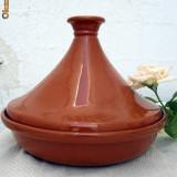 Tajine,Tagine MARE, Vas de lut pentru gatit traditional, Maroc, bucatarie